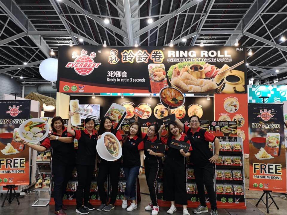 Singapore Food Expo 2019