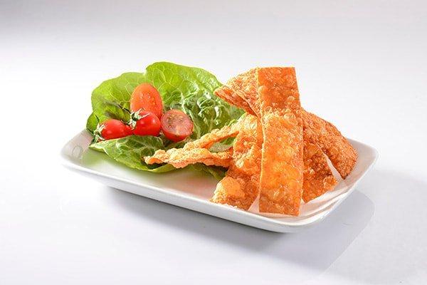 Deep Fried Veg. Crispy Soya