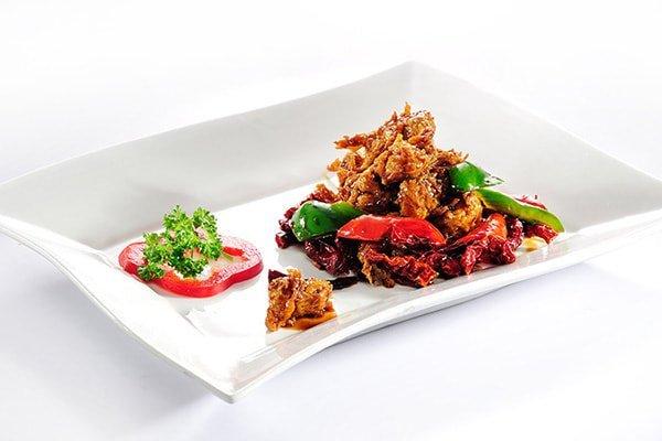 Spicy Ku Loh Meat