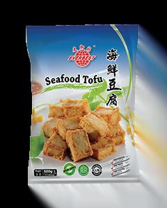 Veg. Seafood Tofu 500g