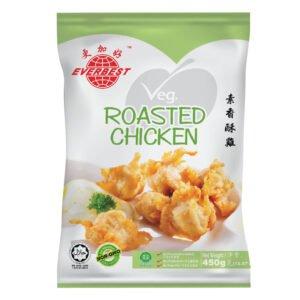 Veg. Roasted Chicken 450g