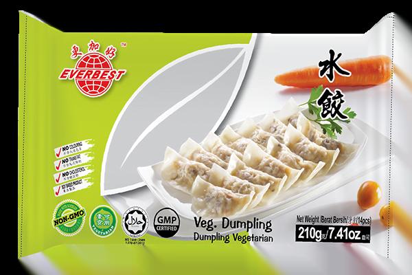 Veg. Dumpling 210g