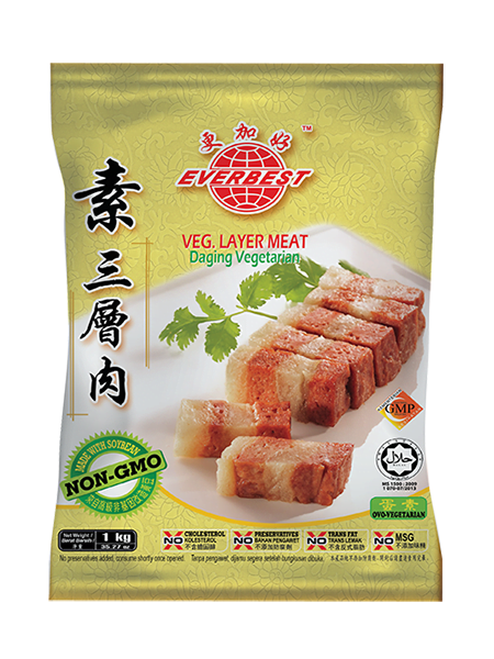 Veg. Layer Meat 1kg