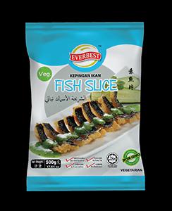 Veg. Fish Slice 500g