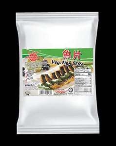 Veg. Fish Slice 1kg