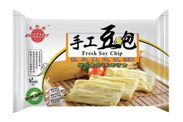 Fresh Soy Chip 300g