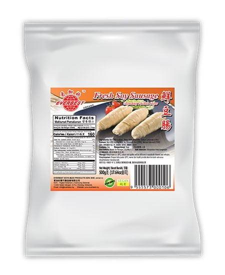 Fresh Soy Sausage 500g