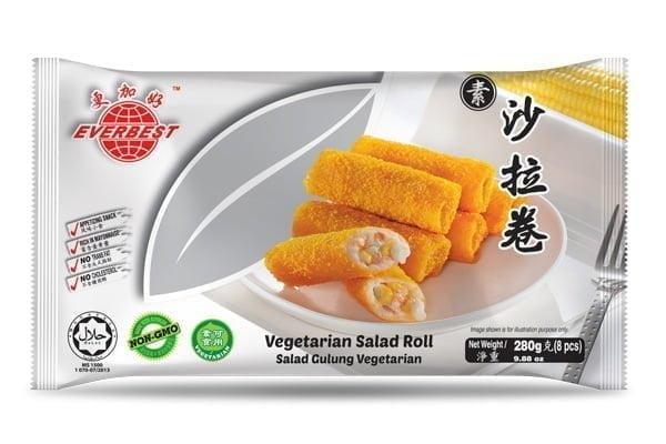 Veg Salad Roll