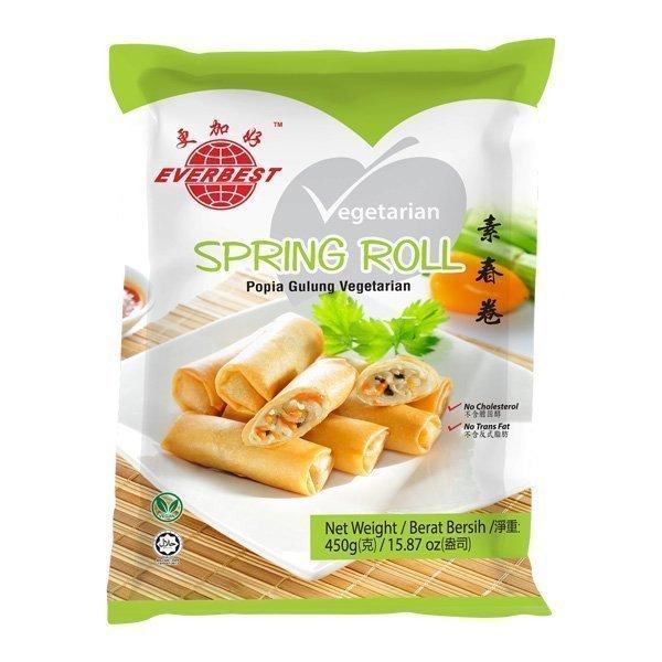 Veg Spring Roll 450g