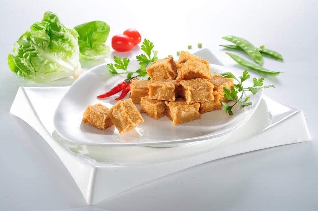 Veg. Seafood Tofu