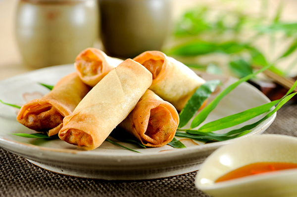 Spring Roll Pastry 8.5''