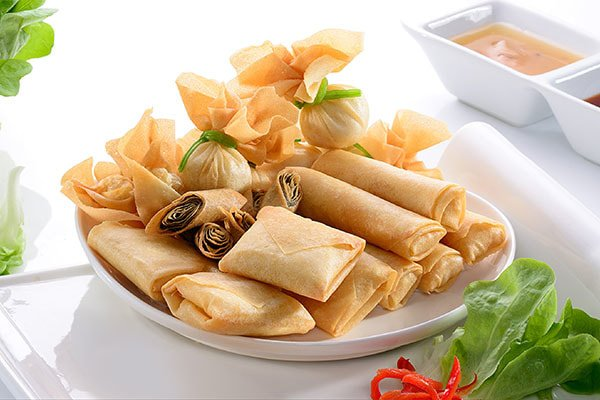 Spring Roll Pastry 7.5''