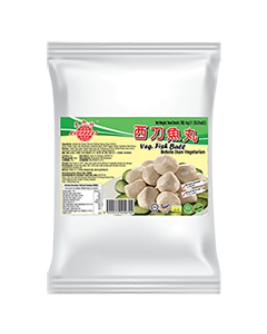 Veg. Fish Ball 1kg