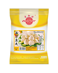 Veg. Fish Ball 250g