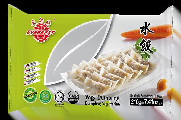 everbest veg. dumpling
