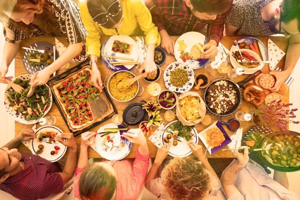 vegetarian friendly cuisine