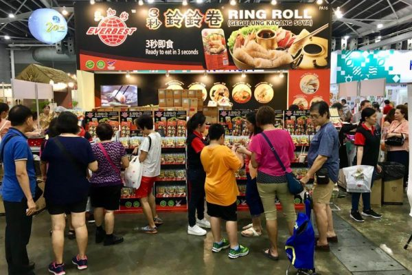 Singapore Food Expo 2019-20